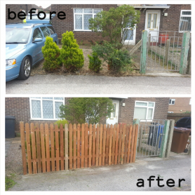 Picket Fencing Ipswich