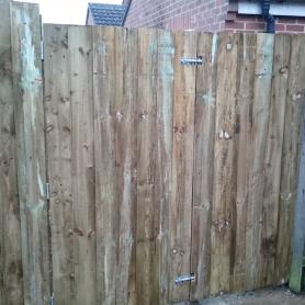 Secure-Gate Ipswich closeboard