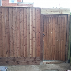 Garden-Gate gravel boards
