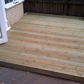 Decking Martlesham
