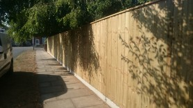 close board fencing suffolk