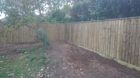 Fencing contractors, Woodbridge, Suffolk