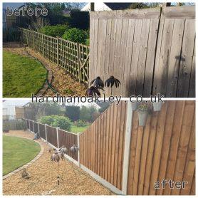 fencing contractors suffolk